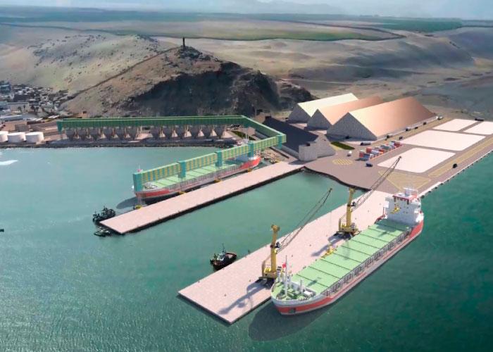 Imagen por asociación peruana de operadores portuarios